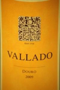 Quinta do Vallado, 2009