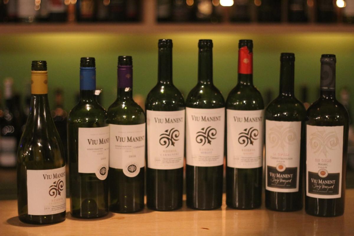 Vinuri chiliene la Madame Pogany
