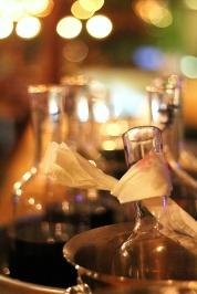 sarutul vinului