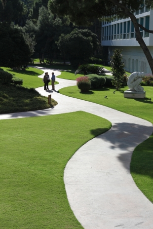 Izmir Swissotel garden