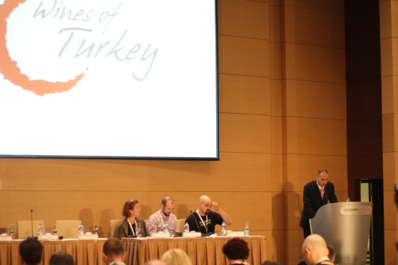 EWBC 2012 opening speech