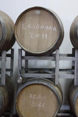 wines from Ekigaina and Rebo