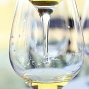 pahar de vin dublu