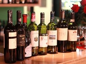 degustare de vinuri italiene