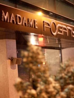 iarna la Madame Pogany