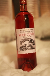 Wine Princess Rose 2012