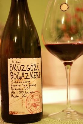 Vinkara Turkish wine