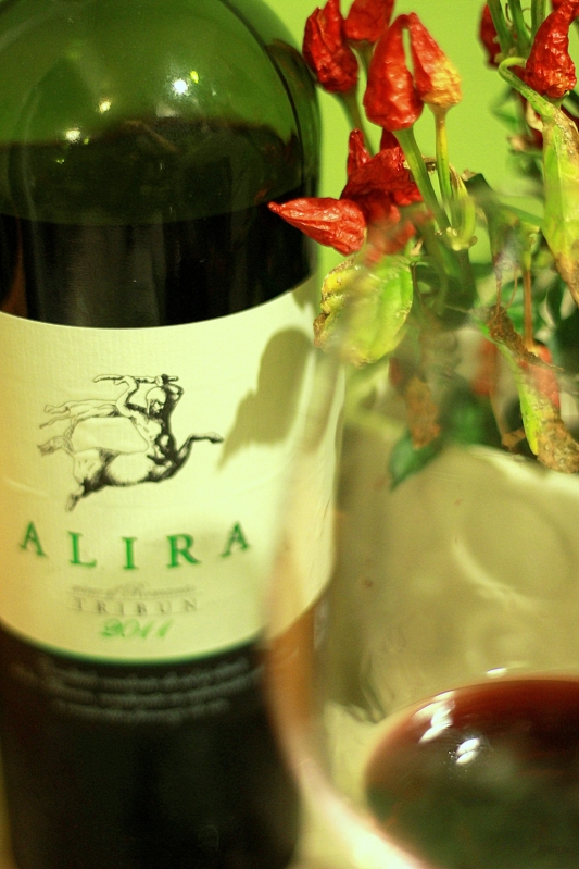 vin rosu Aliman