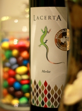 Lacerta Winery Merlot