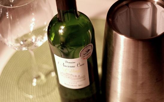 vin alb rece