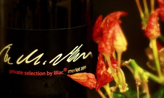Liliac vin rosu