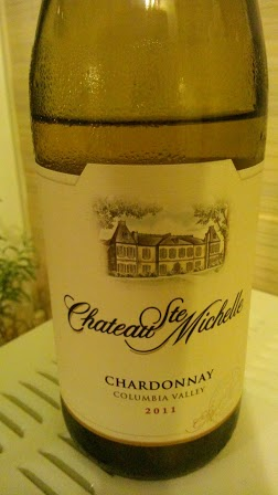 AMerican Columbia Valley Chardonnay