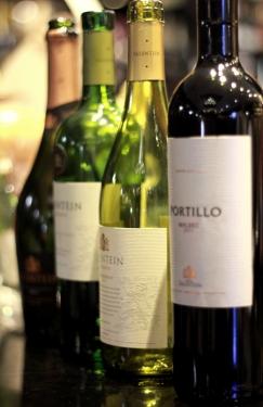 bottles for tasting