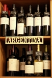 Salentein wines section