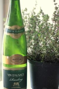 vin alb Lidl