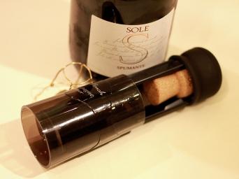 desfacator pentru vin spumant