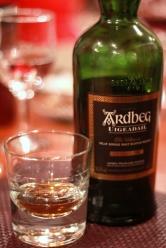 Aardbeg whiskey