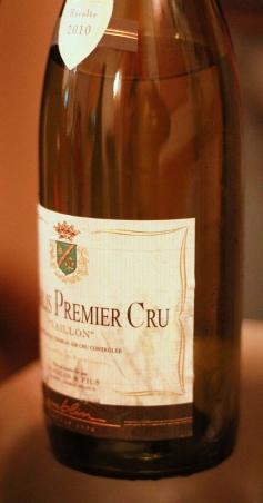 vin alb Chablis