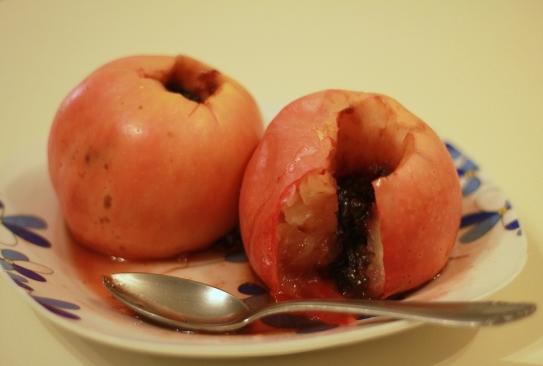 desert de mere coapte