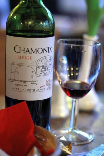 Chamonix Rouge 2010