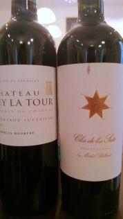 Clos de los Siete, Chateau Pey la Tour