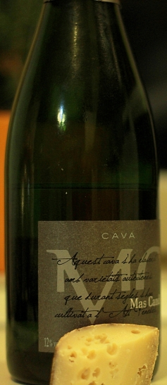 matching Cava with cheese