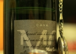 Cava enhanged with jewelery