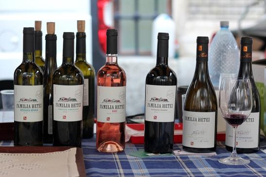 Familia Hetei vinuri