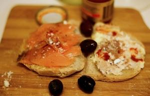 paine cu peste