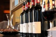 vinuri rosii si decantor