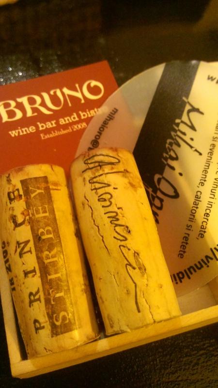 Bruno wine bar