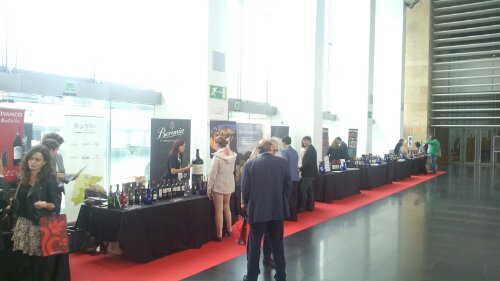 Rioja wines exhibition