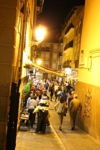 Calle Laurel, Logrono