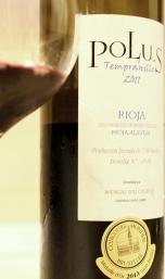 2011 Polus, Bodega Loli Casado, Rioja