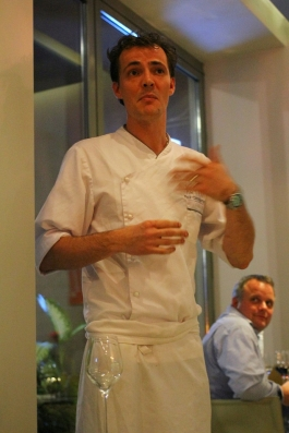 chef Paul Oppenkamp
