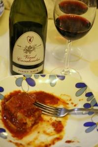 Pinot Noir Vinul Cavalerului 2011