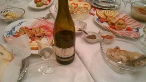 Chardonnay Terra Romana 2012 la aperitiv