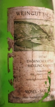 Thornicher Ritsch Riesling 1974