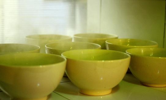 Boluri de supa miso