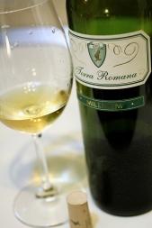 sticla Terra Romana 2006