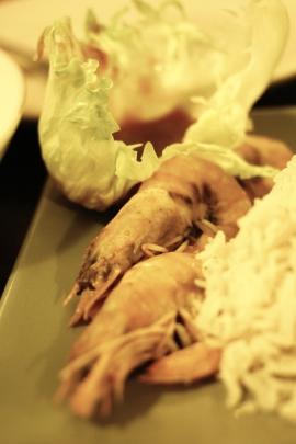 creveti picanti cu orez