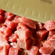 Carne in cuburi