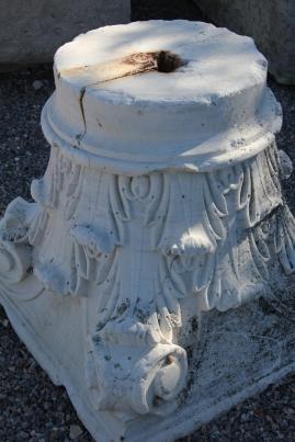 ruins in Turkey