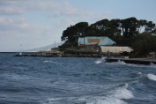 seaside in Urla