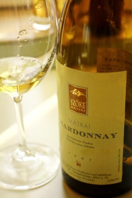 Matrai Chardonnay 2007