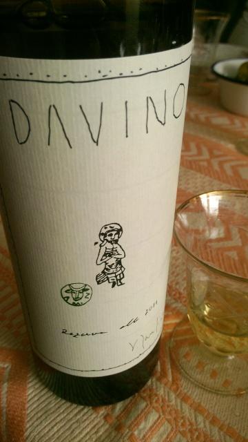 Davino Rezerva Alb 2011