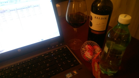 vinul orelor tarzii