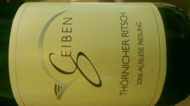 Riesling Auslese 2006