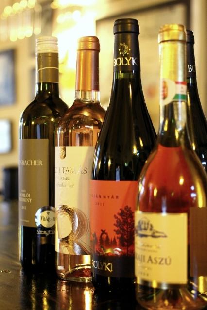 patru vinuri maghiare