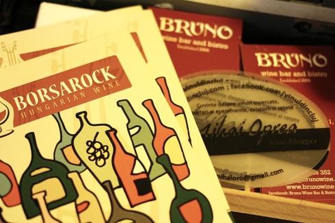 degustare la Bruno